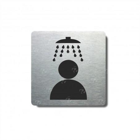 "Piktogram (80x80mm) ""Sprcha"""