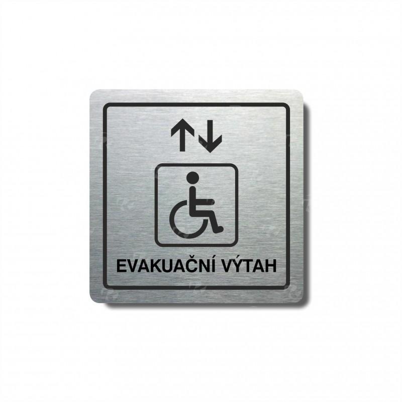 Evakuační výtah invalidé