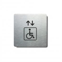 Výtah invalidé I.