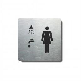 Ženy - sprcha, umývárna