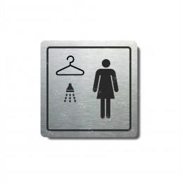 Ženy - šatna, sprcha