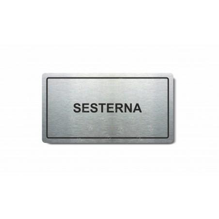 """Piktogram (80x150mm) """"Sesterna"""""""