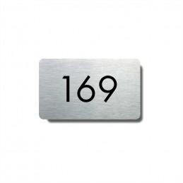 Číslo na dveře typ 07...