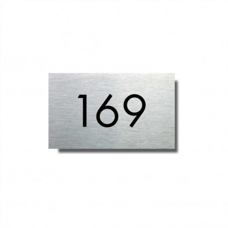 Číslo na dveře typ 08 (50x30mm)