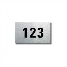 Číslo na dveře typ 10...