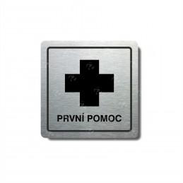 "Piktogram (80x80mm) ""První..."