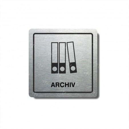"""Piktogram (80x80mm) """"Archiv I."""""""