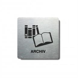 "Piktogram (80x80mm) ""Archiv..."