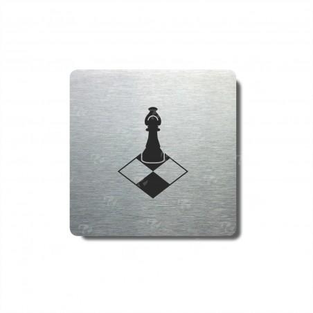 """Piktogram (80x80mm) """"Klubovna"""""""