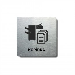 "Piktogram (80x80mm) ""Kopírka"""