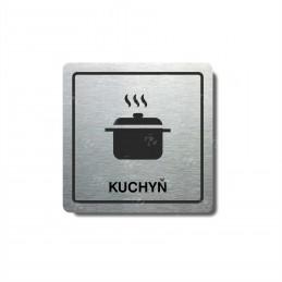 "Piktogram (80x80mm) ""Kuchyň"""