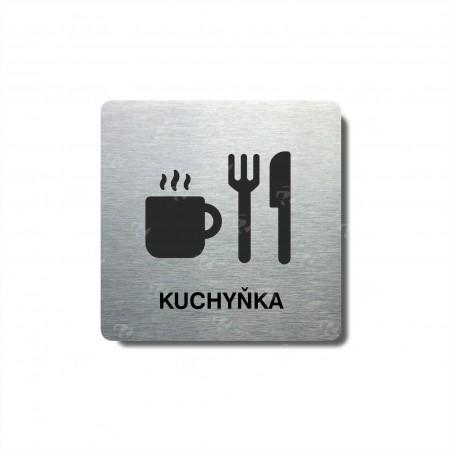 "Piktogram (80x80mm) ""Kuchyňka I."""