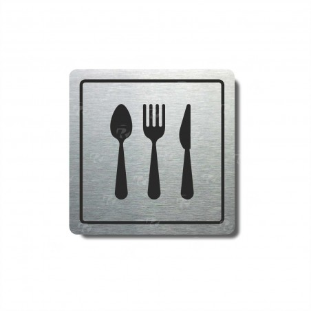 """Piktogram (80x80mm) """"Restaurace"""""""