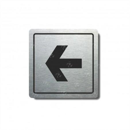 """Piktogram (80x80mm) """"Šipka"""""""