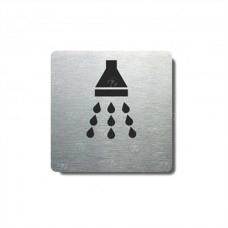 "Piktogram (80x80mm) ""Sprcha I."""