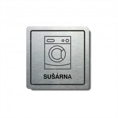 """Piktogram (80x80mm) """"Sušárna I."""""""