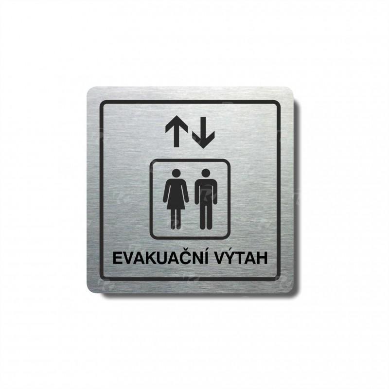 Evakuační výtah
