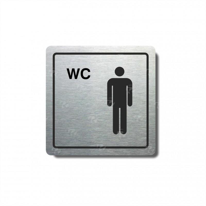 WC muži