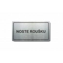 "Piktogram (80x150mm) ""Noste..."