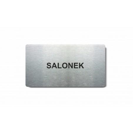 "Piktogram (80x150mm) ""Salonek"""