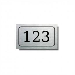 Číslo na dveře typ 02...