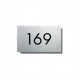 Číslo na dveře typ 08...