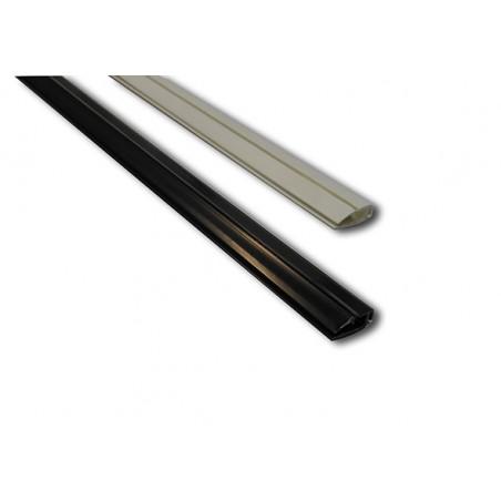 Plakátová lišta černá
