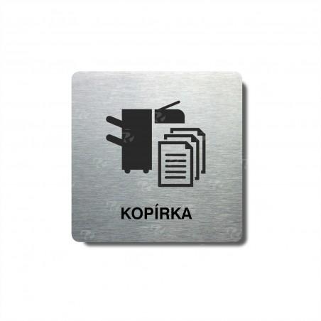 """Piktogram (80x80mm) """"Kopírka"""""""