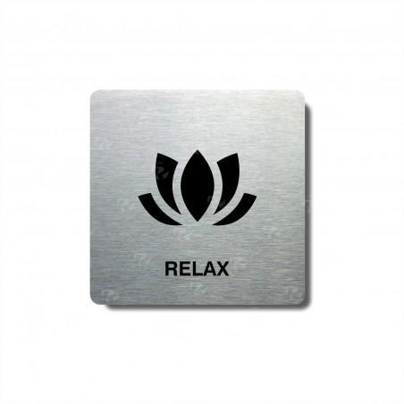"""Piktogram (80x80mm) """"Relax"""""""